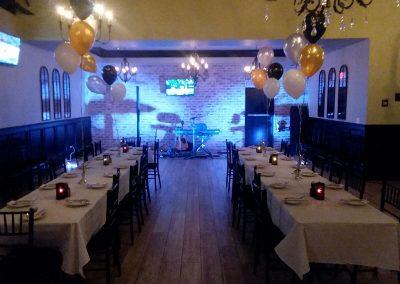 Allen-TX-banquet-room